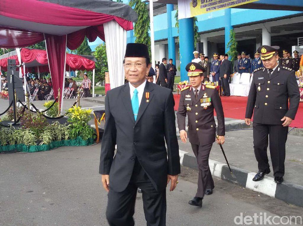 Sultan HB X Minta ORI DIY Tidak Takut Diteror