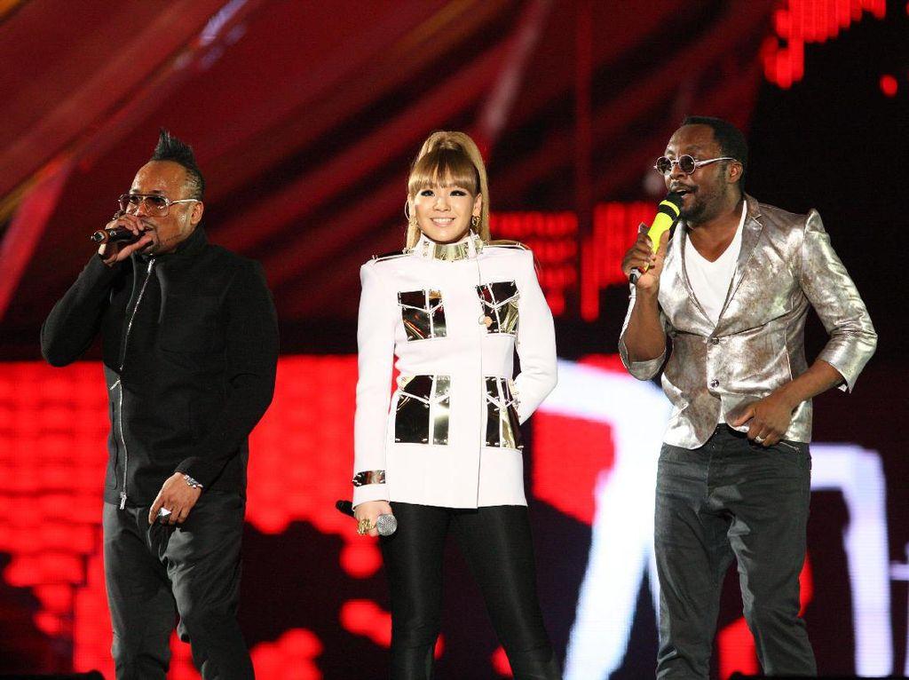 Duh! Personel Black Eyed Peas Ketahuan Jadi Perampok Bank