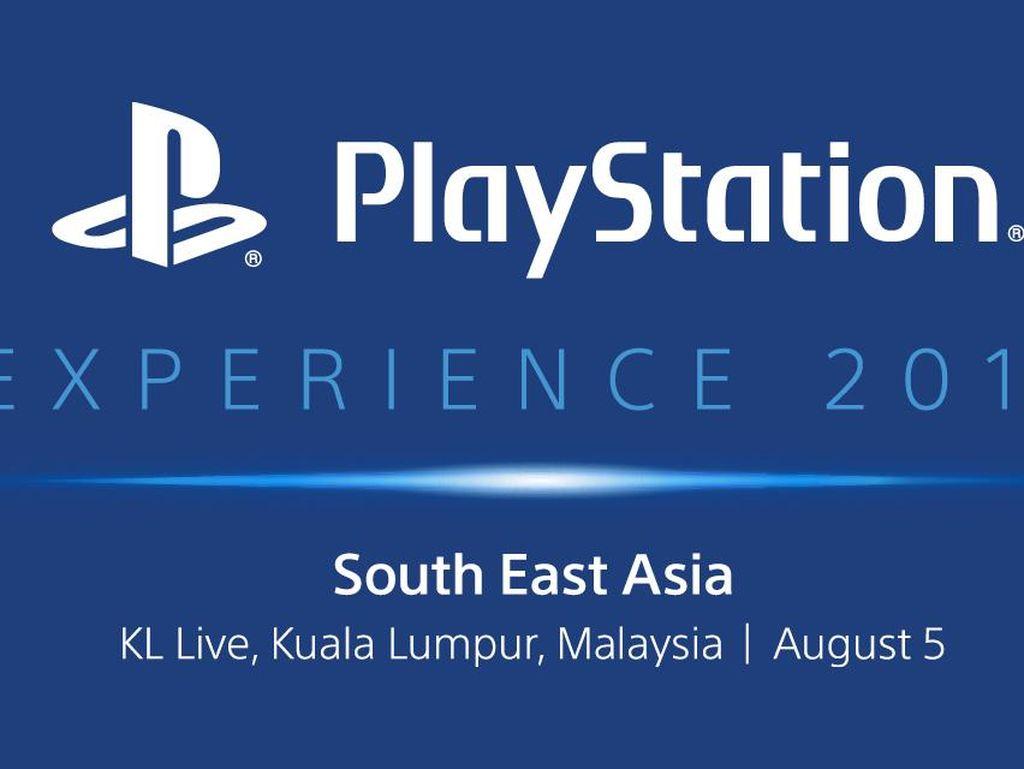 PlayStation Experience 2017 Sambangi Asia Tenggara