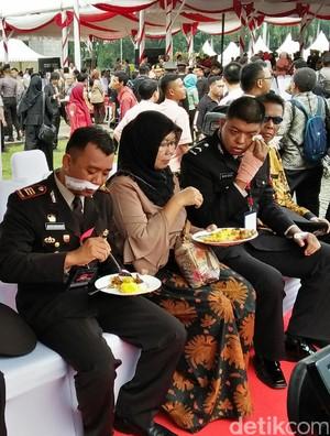 Polisi Korban Bom dan Penusukan akan Dipermudah Kariernya
