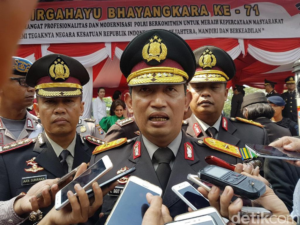 Kata Kapolda Banten soal Polisi Pengeroyok Siswa SMK