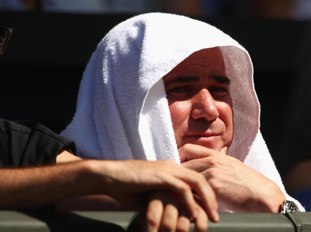 Agassi Beberkan Gaya Kepelatihannya untuk Djokovic