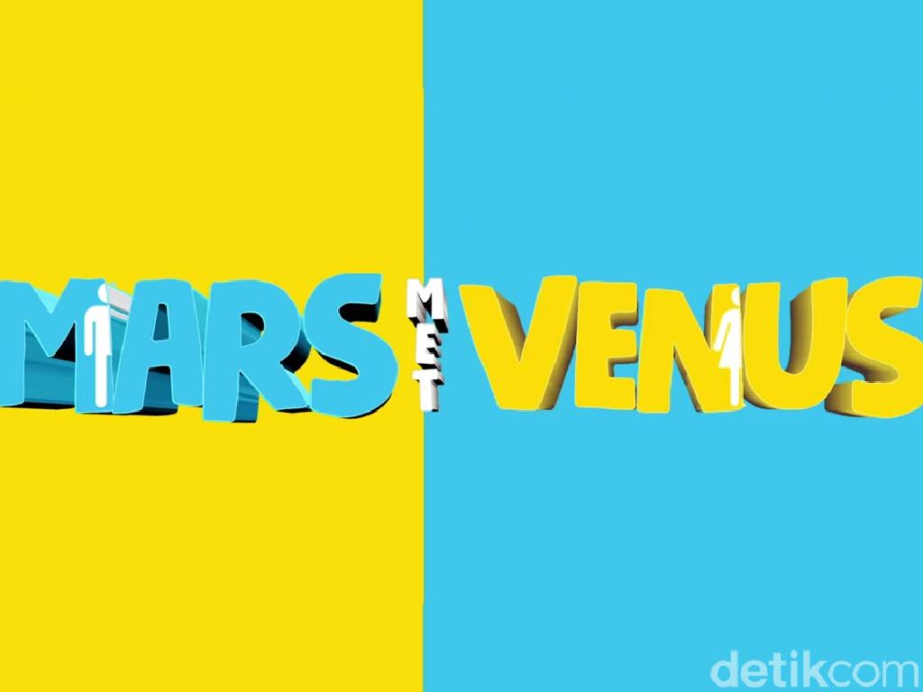 Mars vs Venus Bagi Ge Pamungkas dan Pamela Bowie