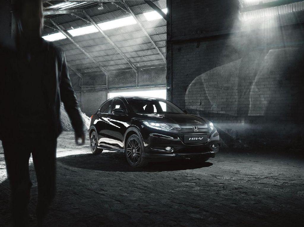Honda HR-V Black Edition Lebih Sangar