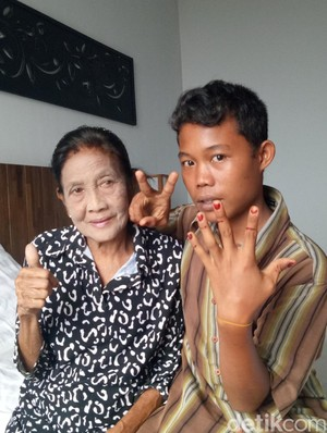 Potret Nenek Rohaya dan ABG Selamet Ngamar Berduaan