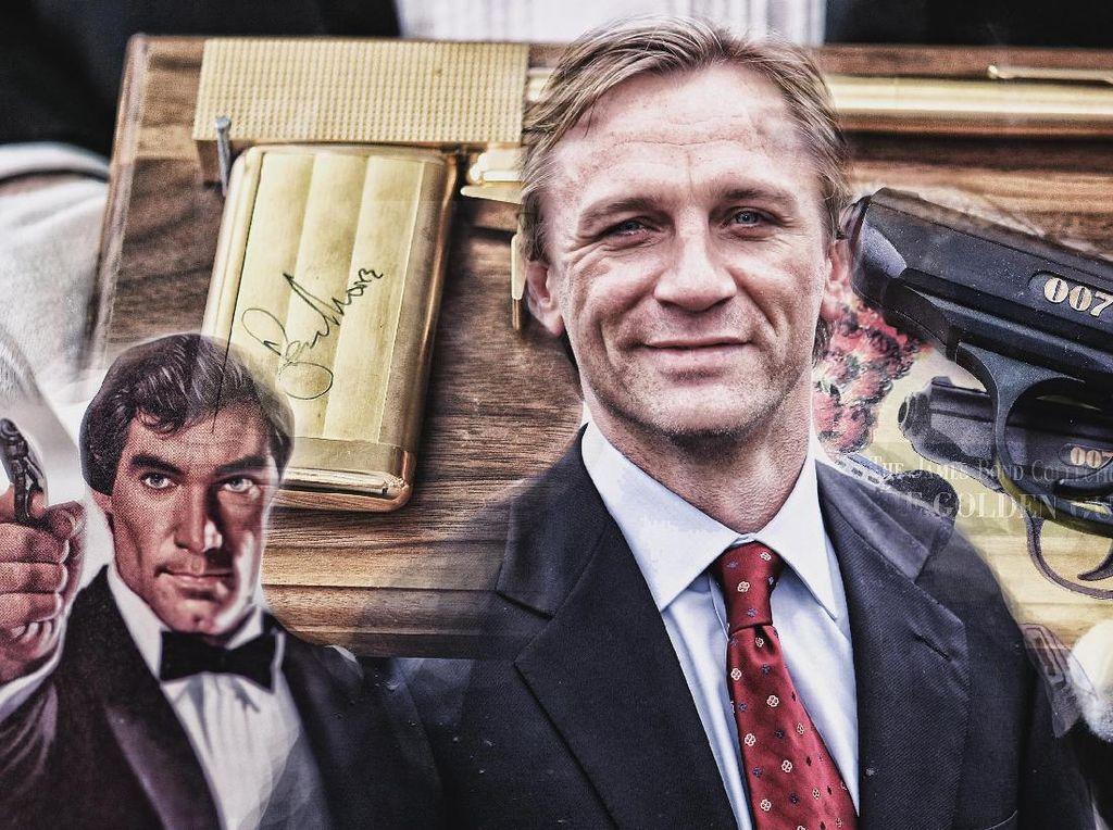Daniel Craig Didekati Perankan Villain di Film Gambit?