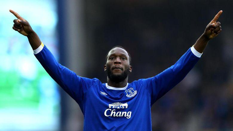 Lukaku Pamit kepada Everton