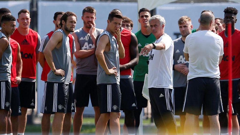 Mourinho: MU Bukan Kandidat Utama Jadi Juara Premier League
