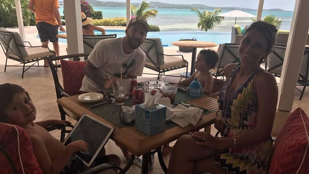 Semalam Rp 86 Juta, Ini Resort Mewah Tempat Messi Bulan Madu di Karibia