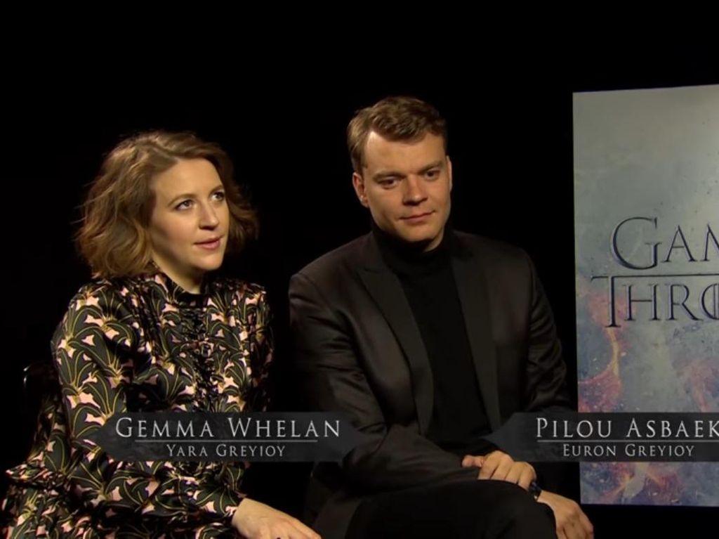 Cerita Gemma Whelan Dipaksa Halu di Game of Thrones