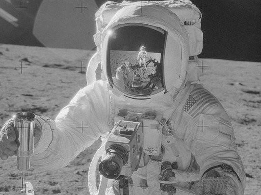 Ada Virus Corona, Bagaimana Jika Astronaut Sakit di Luar Angkasa?