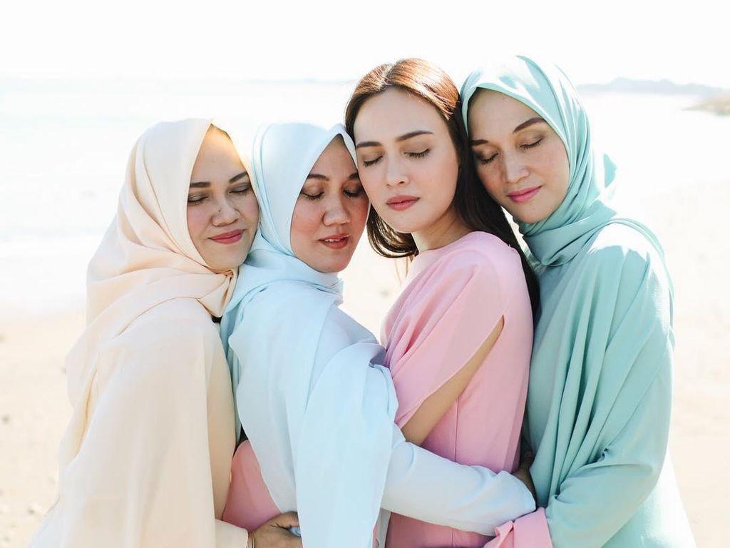 Shandy Aulia Tegaskan Sedarah dengan 3 Kakaknya yang Muslim
