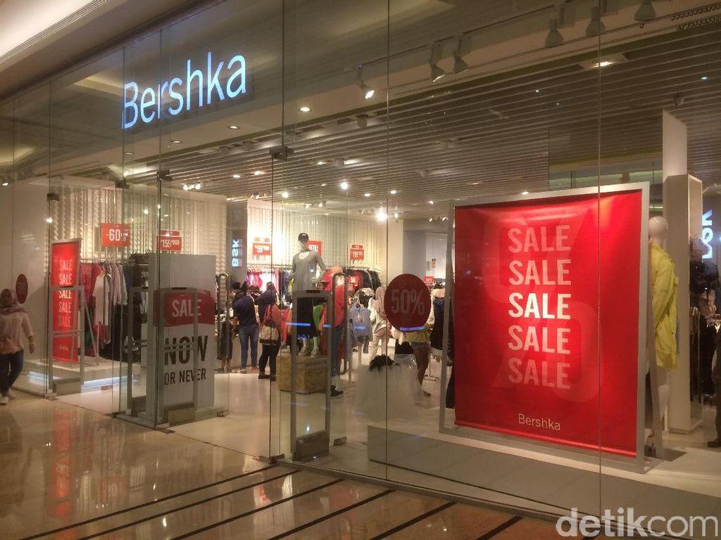 Bershka Diskon Hingga 50%, Jeans dan Kemeja Mulai dari Rp 200 Ribu