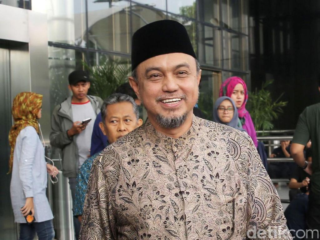 Tamsil Linrung Minta Maaf ke Agus Maftuh soal Salah Paham Dubes Pencaci