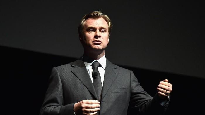 Akankah Christopher Nolan Raih Piala Oscar Pertamanya Tahun Ini? Foto: Christopher Nolan (Stuart C. Wilson/Getty Images for BFI)