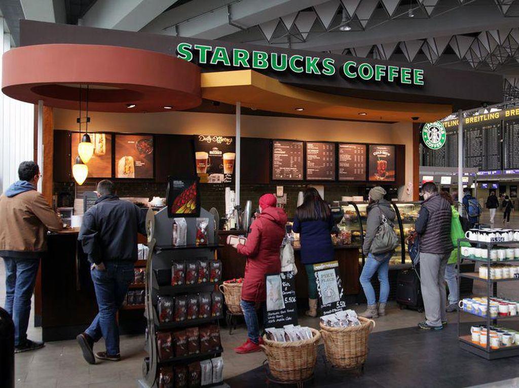 Kisah Pembuat Mesin Kopi Starbucks