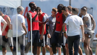 Hadapi City, Madrid, dan Barca, Fokus Utama MU Bukan Kemenangan