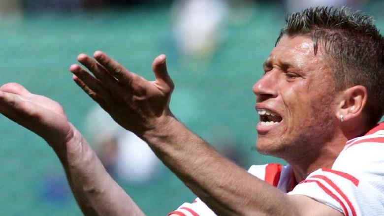 Cassano: Saya Bisa Saja Main di Mars dan Jadi seperti Messi