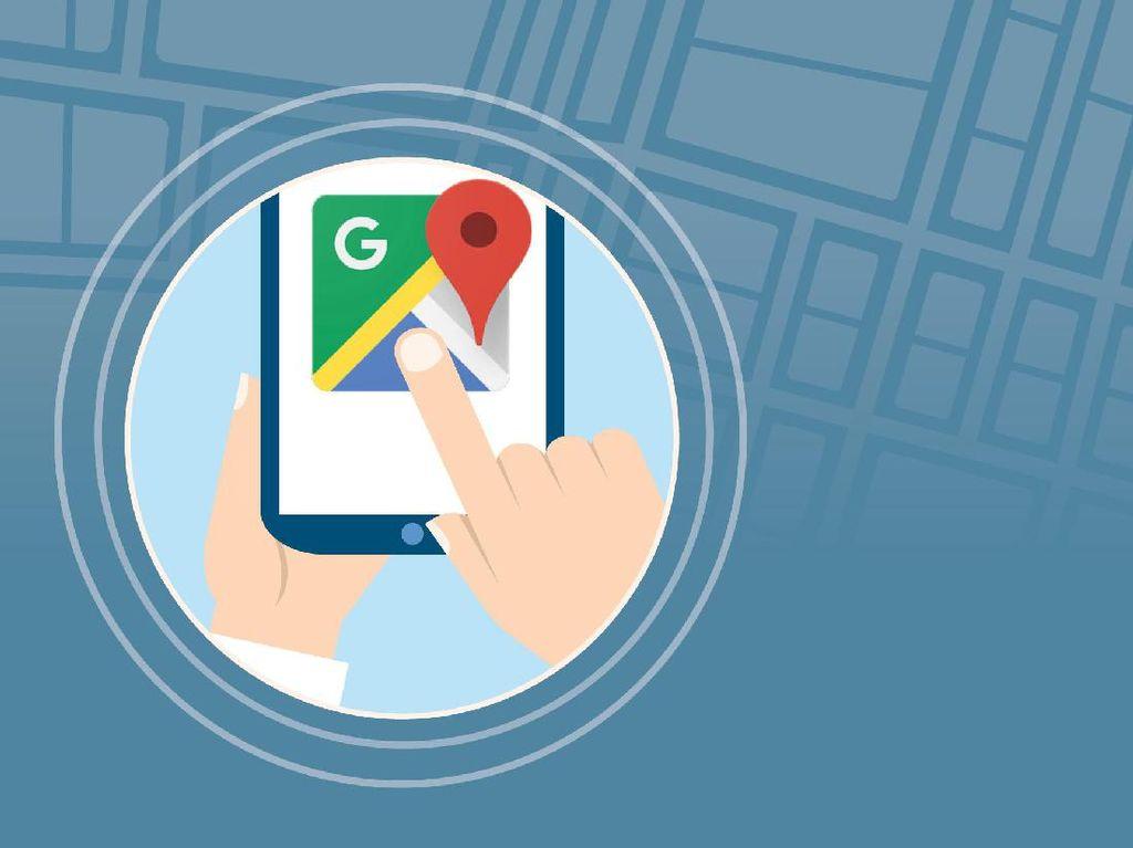 Di Balik Penampakan Pocong Kedungwaru, Ini Cara Kerja Google Maps