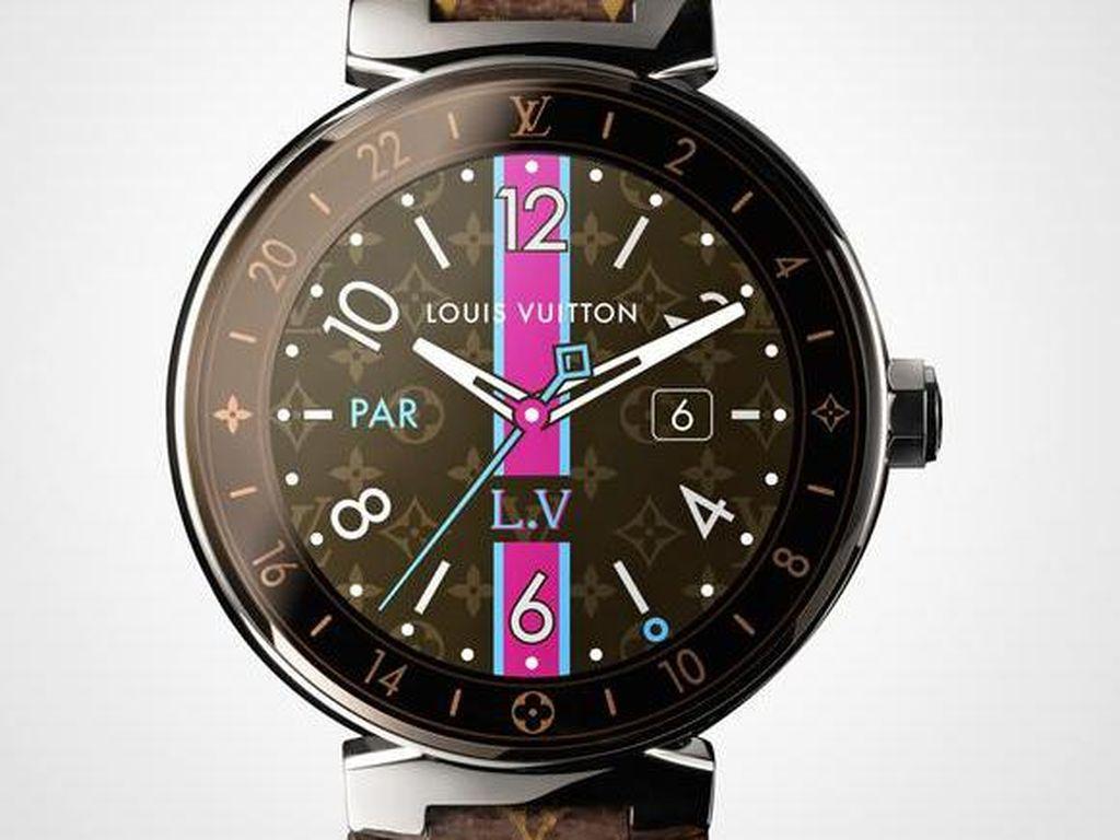Louis Vuitton Luncurkan Smart Watch, Harga Mulai dari Rp 30 Jutaan