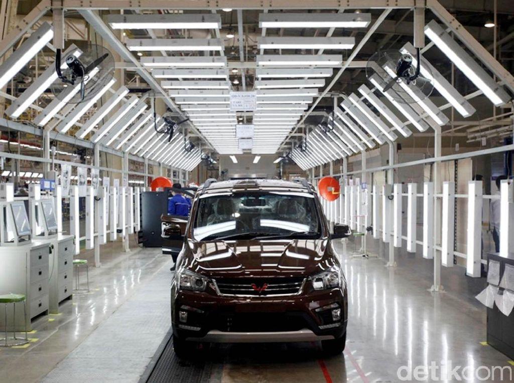 Wuling-DFSK Ikutan Ekspor, Mobil Buatan RI Makin Laris di Luar Negeri