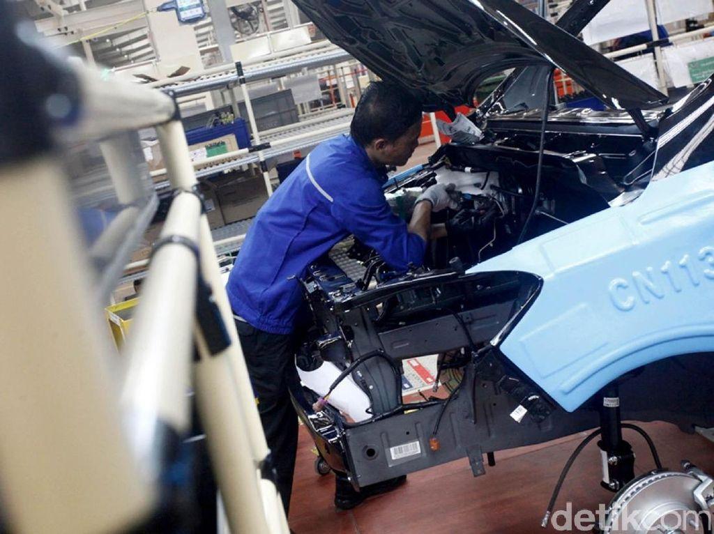 Pemerintah Targetkan Indonesia Produksi 2,5 Juta Kendaraan di 2020
