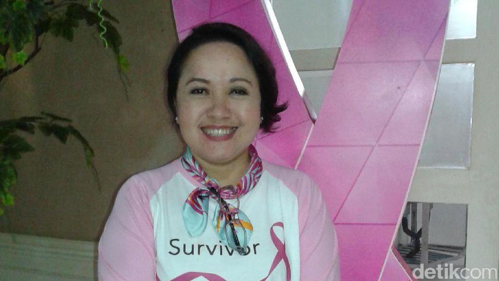 Alasan Ibunda Chelsea Islan Dedikasikan Dirinya untuk Kampanye Kanker Payudara