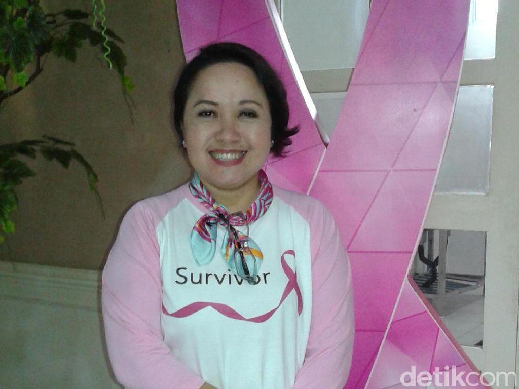 Kisah Ibunda Chelsea Islan Saat Berjuang Melawan Kanker Payudara