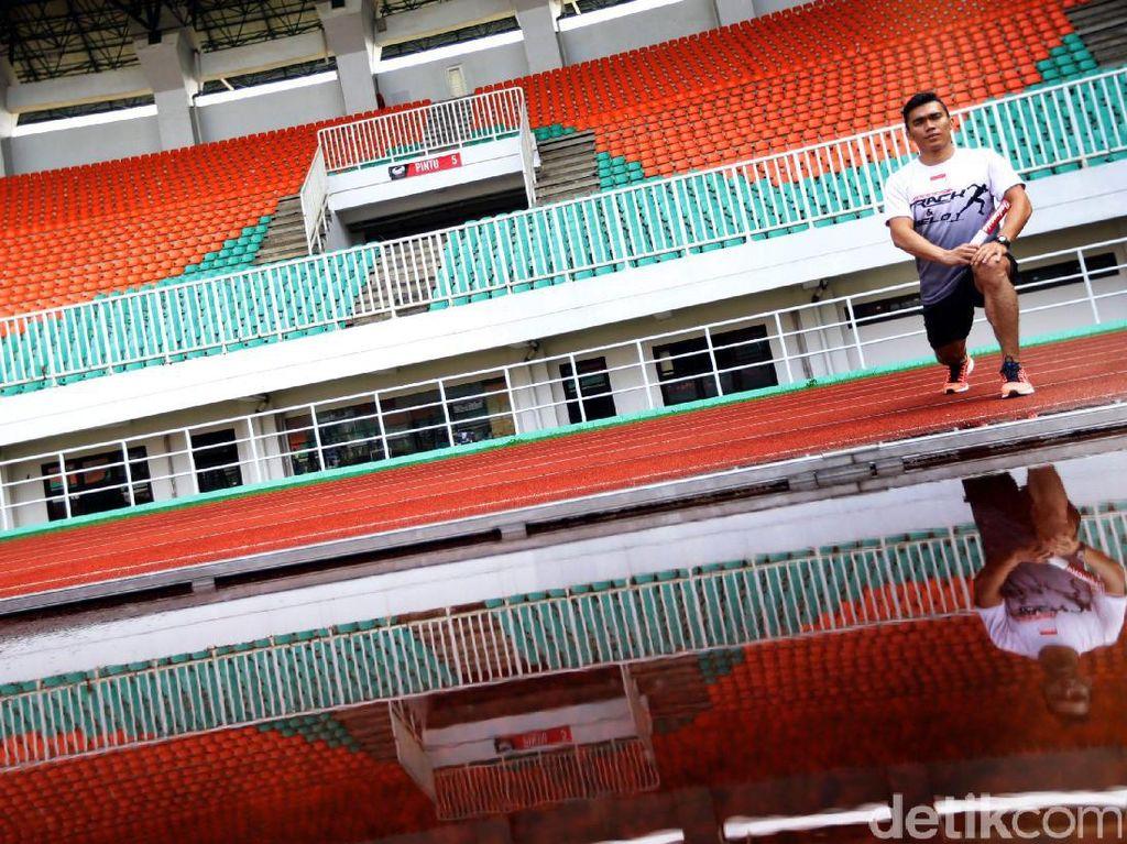 Korea Terbuka, Uji Coba Terakhir Lari Estafet 4x100 M Putra Indonesia