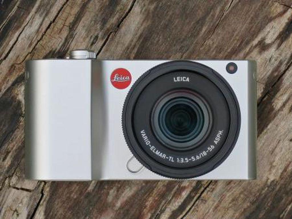 Mirrorless Anyar Leica Meluncur, Harganya Rp 26 Juta