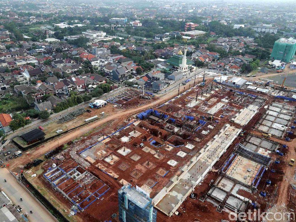 Dampak Pembangunan MRT, Ribuan Warga Kampung Bandan akan Direlokasi