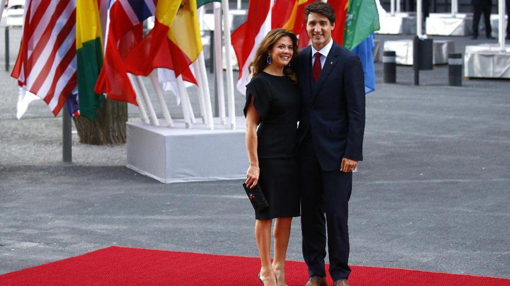 Foto: Cantik & Stylish Sophie Trudeau, Istri PM Kanada Justin Trudeau