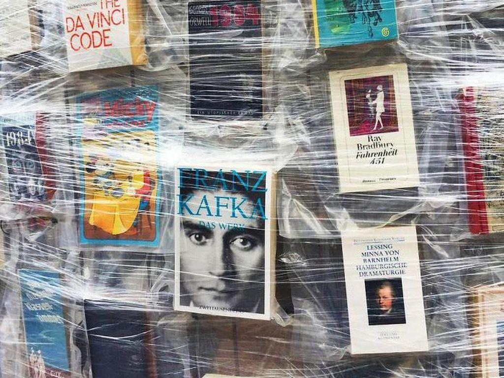 Selamat Hari Buku Sedunia, Apa Buku Favoritmu?