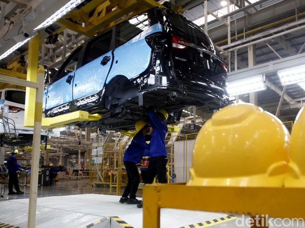 Pabrik Wuling di Cikarang Ikuti Standar General Motors Amerika