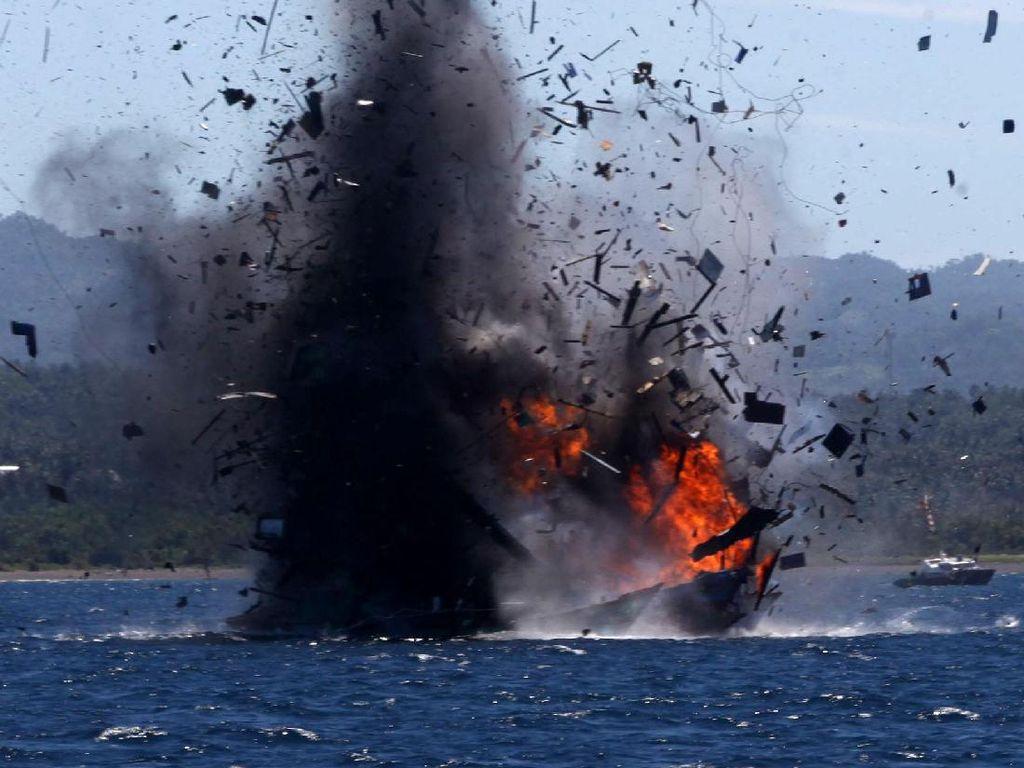 Satgas 115 Bubar, Pengawasan Kapal Asing Pencuri Ikan Apa Kabar?