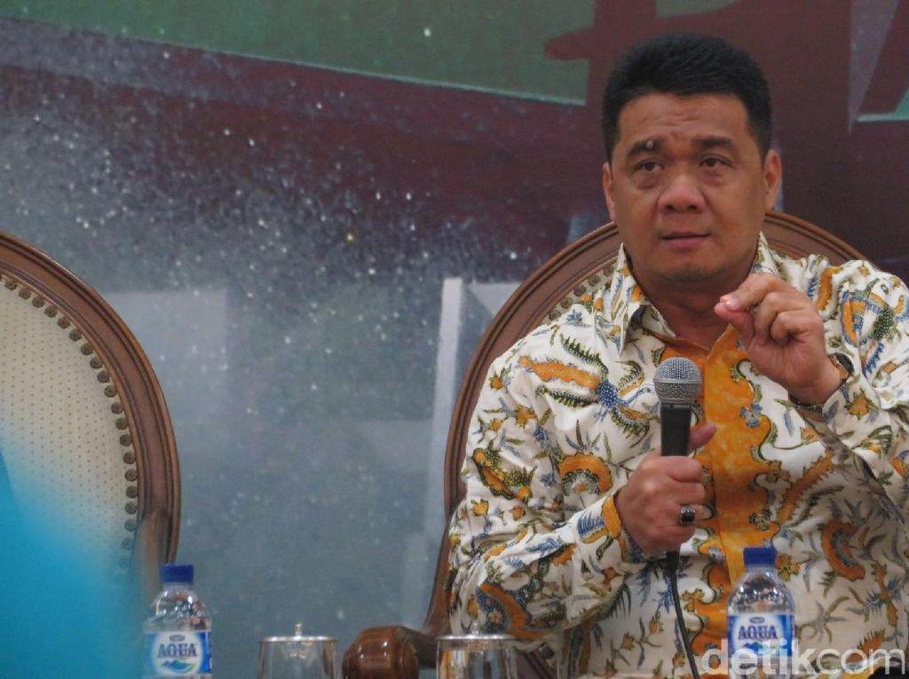 Usai Sara Ponakan Prabowo, Riza Patria Diusulkan Jadi Wagub DKI
