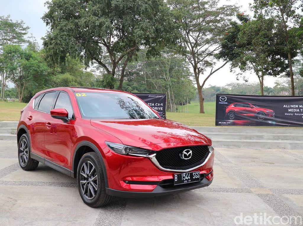 Menguji Mazda CX-5 Terbaru di Malang-Bali