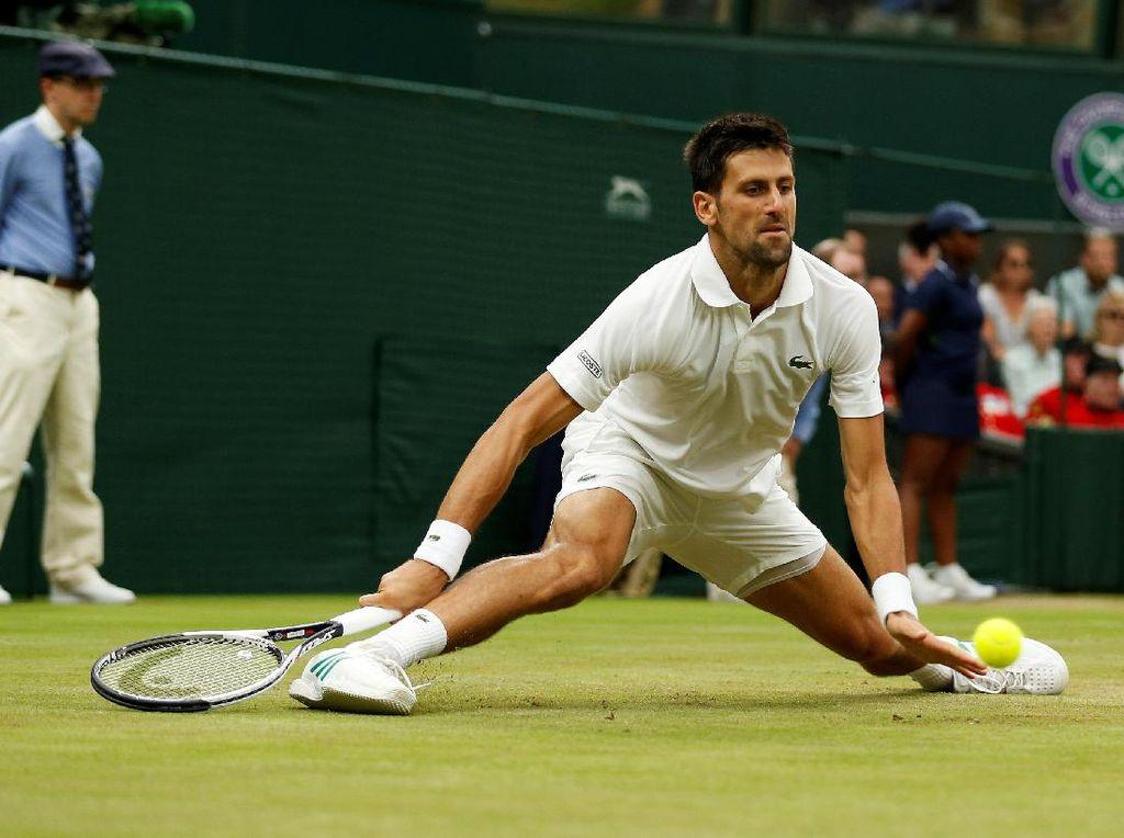 Djokovic Maju ke Perempatfinal