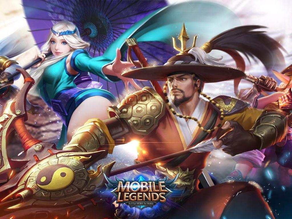 Mobile Legends Bantah Jiplak League of Legends