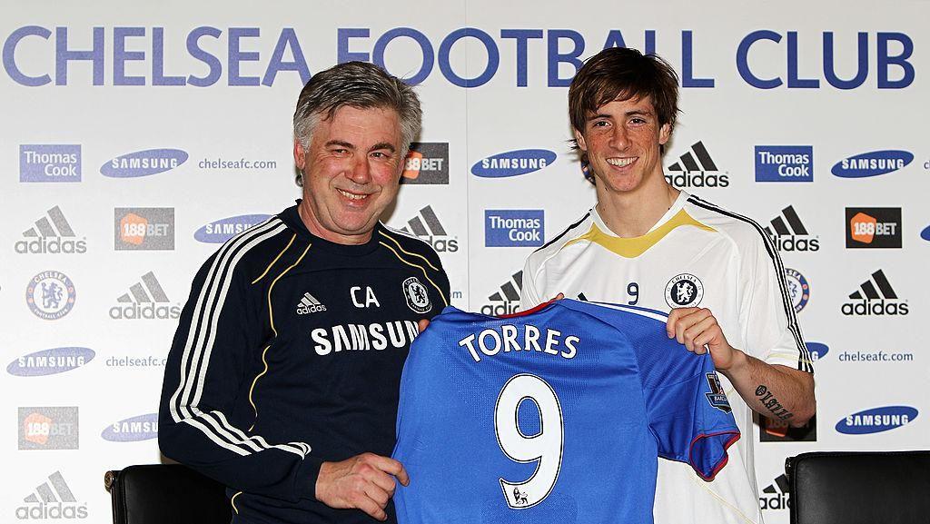 Morata dan Transfer Mahal Pemain Spanyol Lainnya