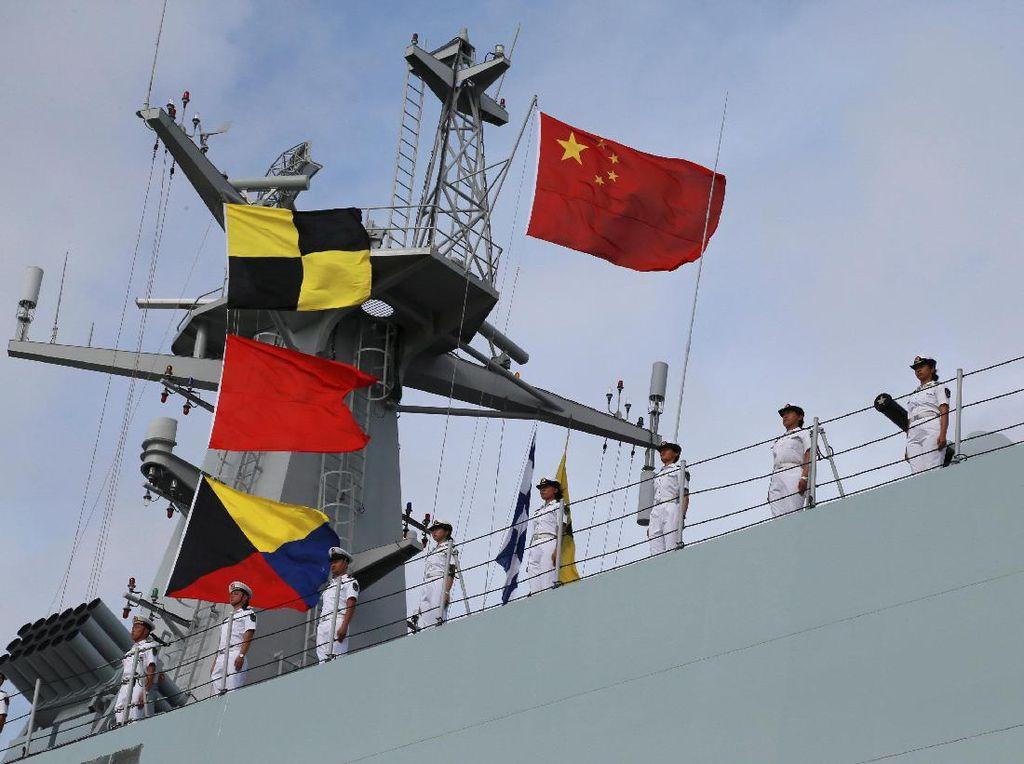 China Kirim Tentara ke Djibouti, Pangkalan Militer Pertamanya di Dunia