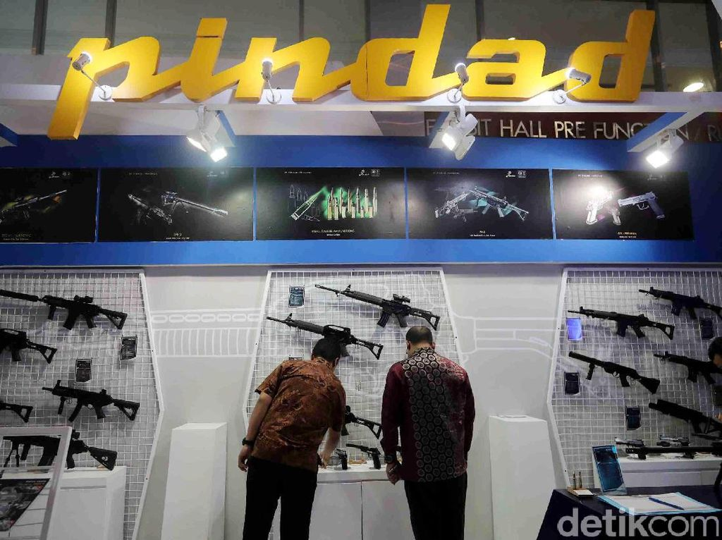 BUMN Produsen Senjata RI Buka Lowongan Kerja, Buruan Daftar!