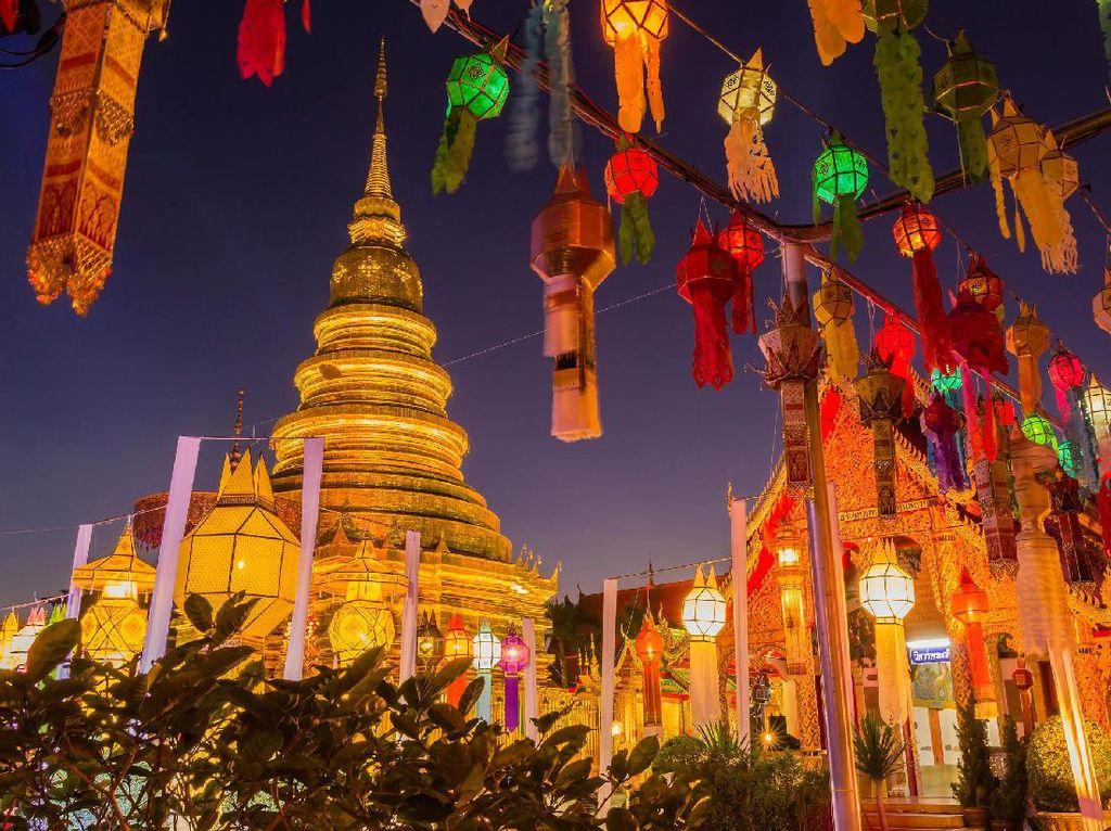 Turis Asing di Thailand Dapat Perpanjangan Visa Otomatis