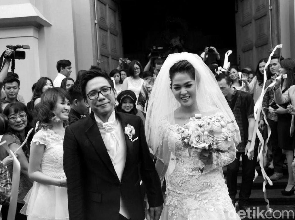 Tok! Gracia Indri Resmi Bercerai dari David Noah