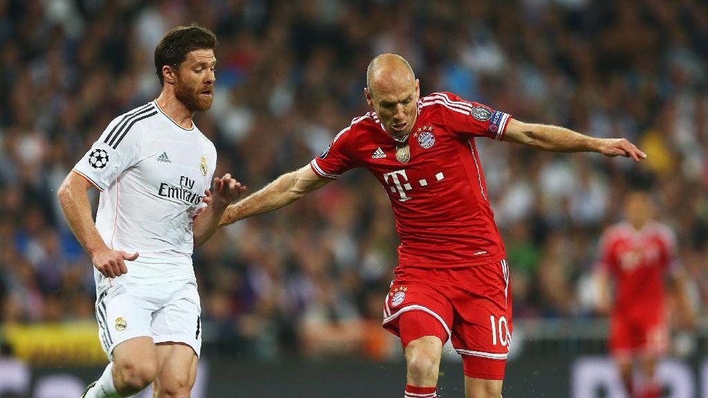 Foto: Mereka yang Pernah Berseragam Bayern dan Madrid