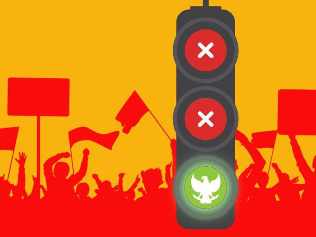 Serba-serbi PNS Dilarang Gabung FPI Cs