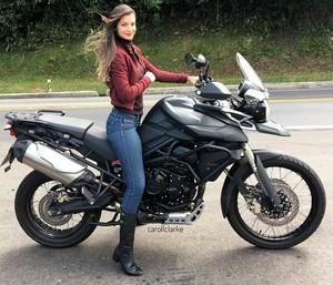 Rider Wanita Cantik dan Seksi dari Seluruh Dunia