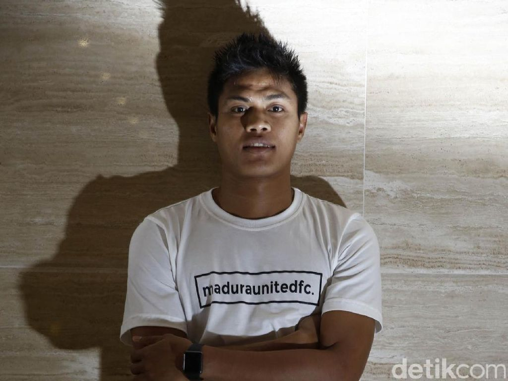 Meski Jarang Main, Fachruddin Takkan Dilepas Madura United