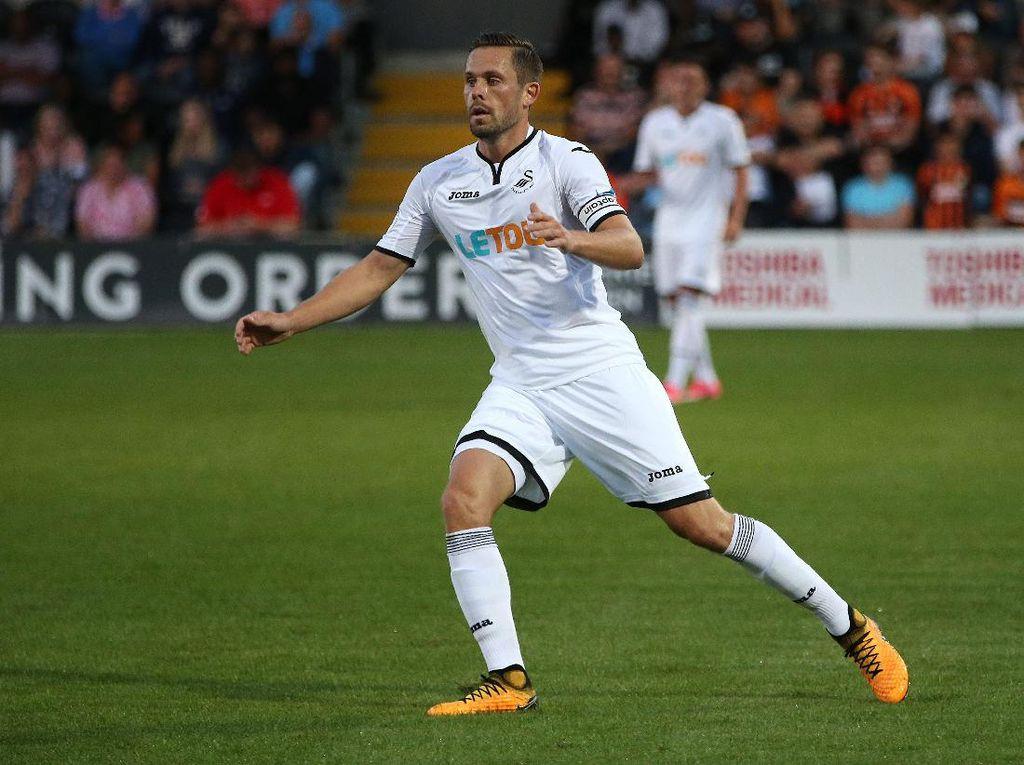 Kapten Swansea: Sigurdsson Pasti ke Everton