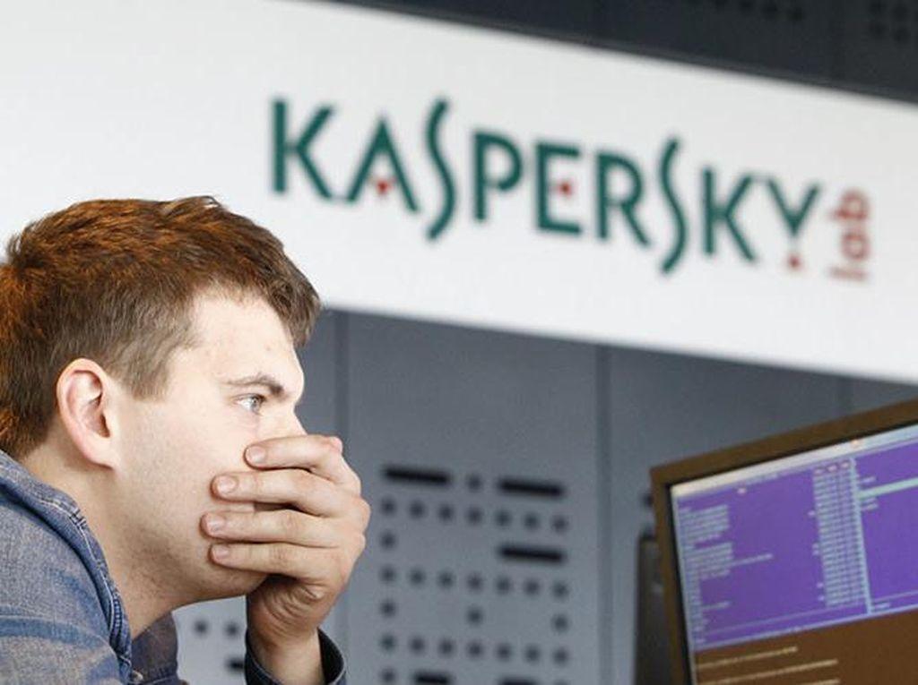 Dituding Alat Pemerintah Rusia, Kaspersky Siap Dikuliti